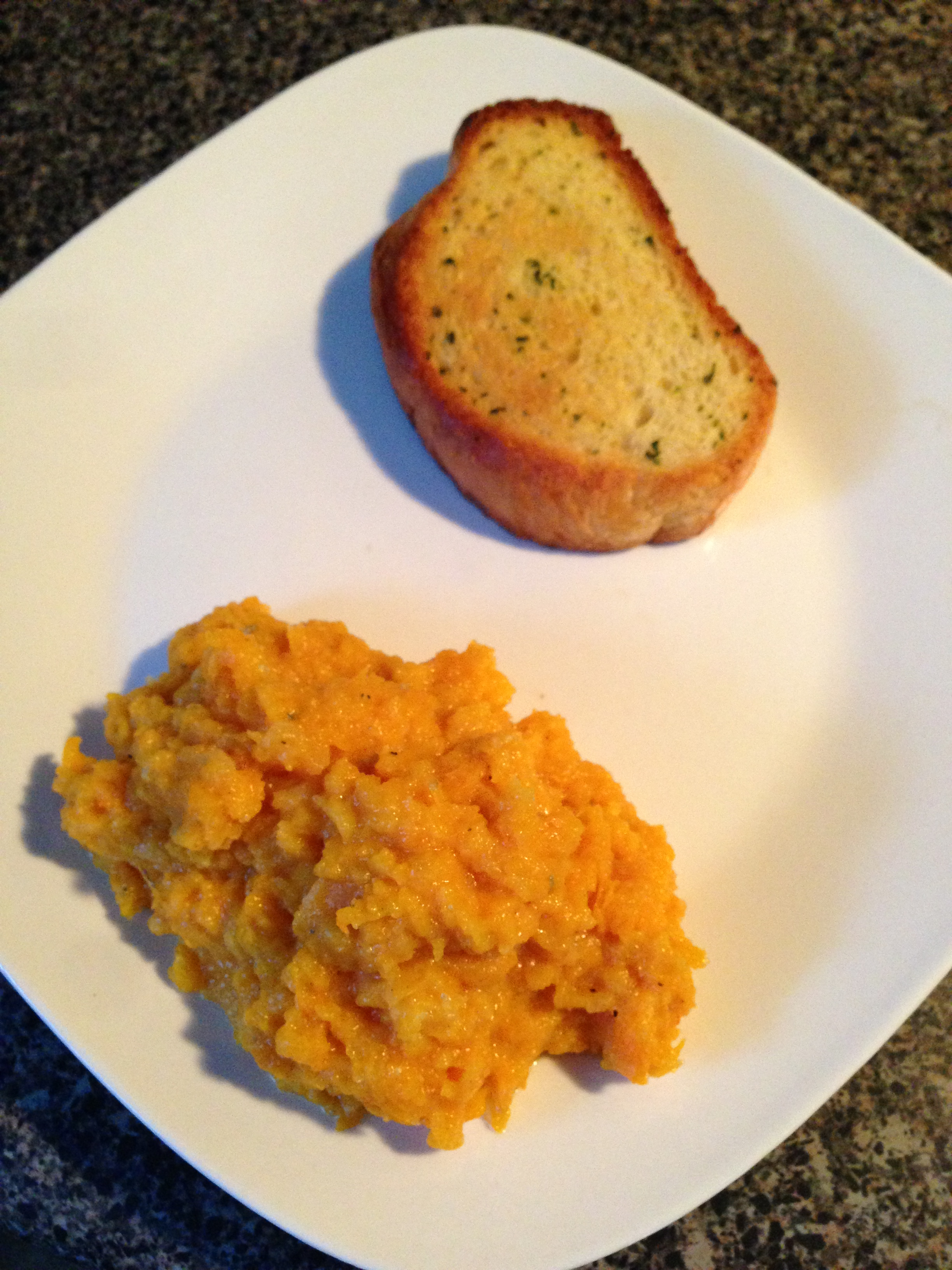 Mashed Sweet Potatoes With Blue Cheese Breadcrumbs Recipe ...