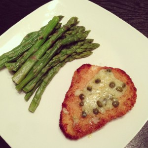 lemon-caper-butter-sauce